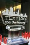 Text_100_25th_anniversary_ice_sculp